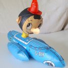 Vintage Ideal Toys Inflatable Pinocchio Submarine S-119