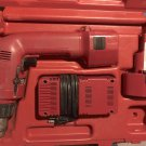 Older Model Milwaukee Cordless Drill Cat. No. 0394-1 with Hard Case, 2 batteries