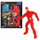 Daredevil The Man Without Fear! Toy Biz 1998 Marvel Comics Famous Cover Series Action Figure 8""