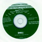 2008 Dell Windows XP Professional Service Pack SP2 Reinstall CD disc