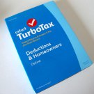 Intuit TurboTax 2014 Deductions & Homeowners Deluxe for Windows and Mac