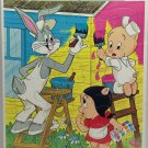 Vintage 1978 Golden Extra Thick Frame-Tray Looney Tunes #45520-40