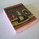 Vintage 1970s Stephano Brothers Rameses II Egyptian / Turkish Cigarette Box