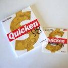 Vintage 1997 Quicken Deluxe 98 Macintosh CD-ROM plus User's Guide