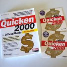 Vintage Quicken 2000 for Macintosh / Windows plus Official Guide