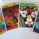 Vintage Frame-Tray Puzzles Set of 5