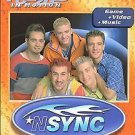 Puzzles in Motion: NSYNC (Windows/Mac, 1999) CD Rom