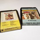 Vintage 8 Track - That's my wife! Potts & Panzy w/ Dollface & Rudy Ray Moore The Streaker