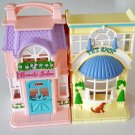 Fisher Price Loving Family Sweet Streets #74922 Pet Shop & Beauty Salon