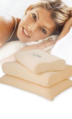 EcoTex� � 100% Organic Latex Pillow by Nature's Sleep - Small