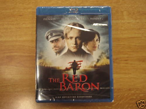 Der rote Baron, The Red Baron PAL BLU-RAY English New