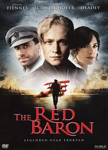 Der Rote Baron The Red Baron 2008 Pal Dvd English New