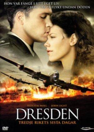 Dresden (2004, John Light) WW2 movie R2 PAL New DVD