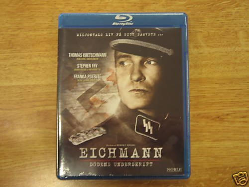 Eichmann (2007) PAL BLU-RAY English New sealed