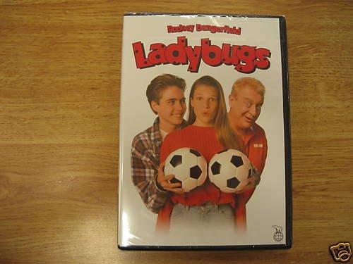 Ladybugs (1992) Rodney Dangerfield R2 New RARE DVD