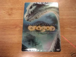 Eragon special edtion Steelbook - R2 New factory sealed DVD