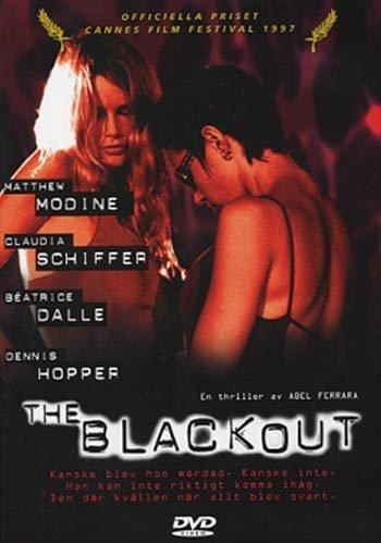 The Blackout (1997, Dennis Hopper) PAL R2 New DVD