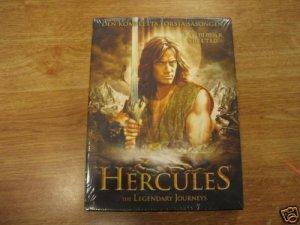 Hercules the Legendary Journeys Season 1 - New R2 DVD