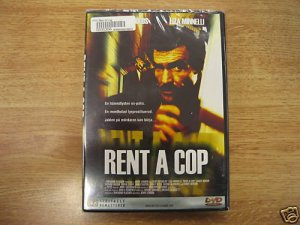Rent a cop (Burt Reynolds), factory sealed R2 DVD