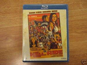Hell Ride (2008)Carradine Madsen PAL BLU-RAY new sealed
