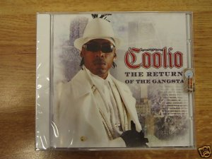 Coolio - the Return of the Gangsta factory sealed CD