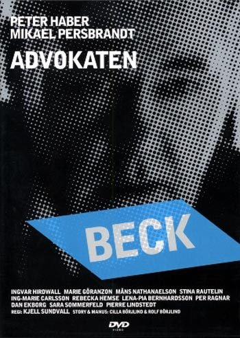 Beck 20 - The Attorney (2006) English sub PAL new DVD
