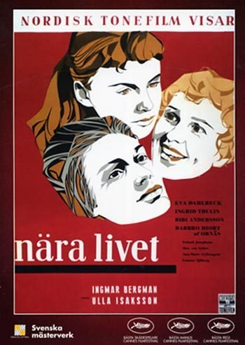 Brink of Life (1958, Ingmar Bergman) Subed NEW R2 DVD