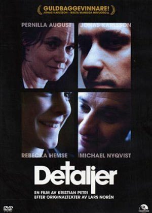 Details (2006, Pernilla August) Subed NEW R2 DVD