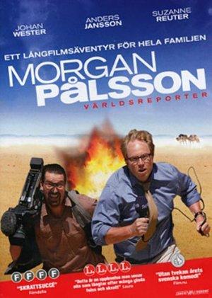 Morgan Palsson World Reporter (2008) PAL R2 sealed DVD
