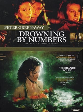 Drowning by numbers (2002, Peter Greenaway) R2 New DVD