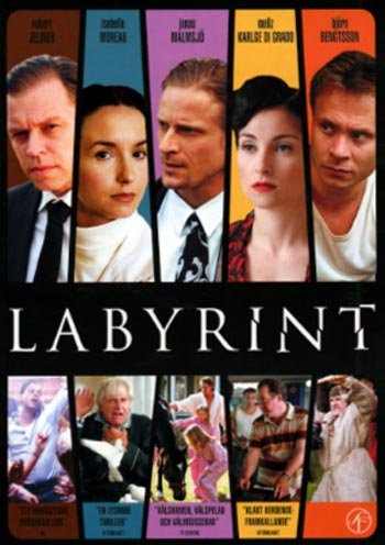 Labyrint (2007, complete series) English subs NEW R2 DVD