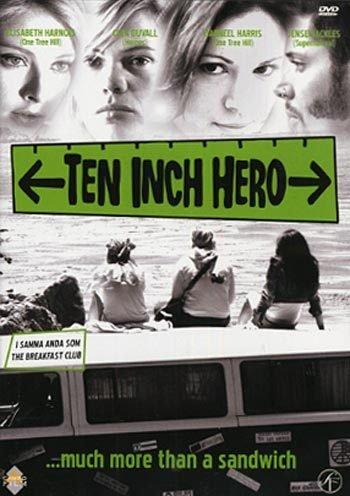 Ten Inch Hero (2007, Elisabeth Harnois) PAL R2 New DVD