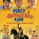 Percy, Buffalo Bill and I (2005 kids) PAL DVD New