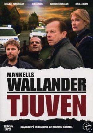 Wallander 17 The Thief (Tjuven) English subs NEW DVD