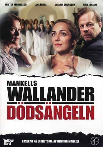 Wallander 22 Angel of Death (2009) NEW R2 PAL DVD