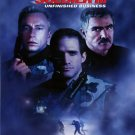 Universal Soldier 3 Unfinished Business 1998 NEW R2 DVD