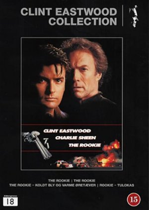 The Rookie 1990 Charlie Cheen Clint Eastwood NEW R2 DVD