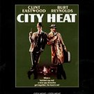 City Heat 1984 Clint Eastwood Burt Reynolds NEW R2 DVD