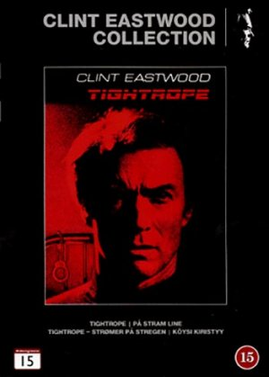 Tightrope 1984 Clint Eastwood NEW R2 DVD