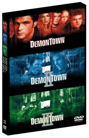 DemonTown 1-3 Glory Days 2002 Eddie Cahill NEW R2 DVD