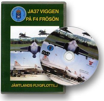 The SAAB37 Viggen at the F4 Wing Frösön New DVD