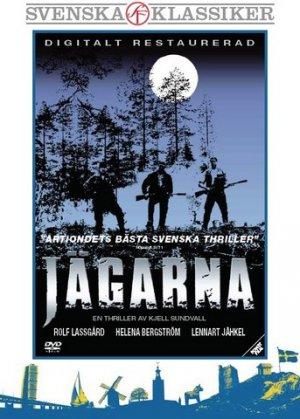 Jägarna (1996,Rolf Lassgård, English subs) NEW R2 DVD