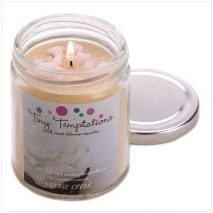 Coconut Cream Cheese Scent Candle