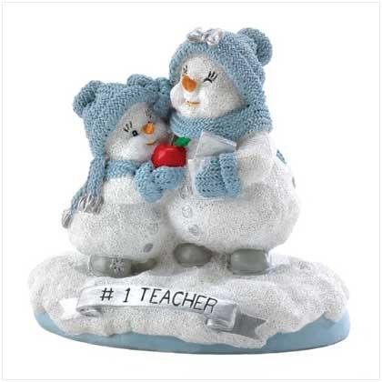 Snowbuddies #1 Teacher