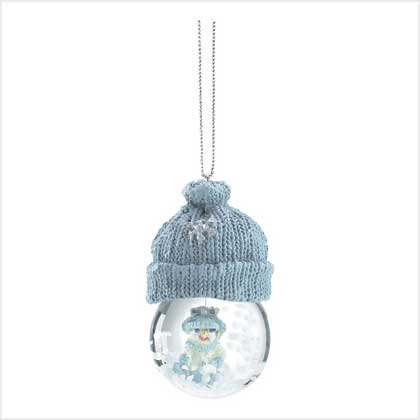 Snowbuddies Snowglobe Ornament