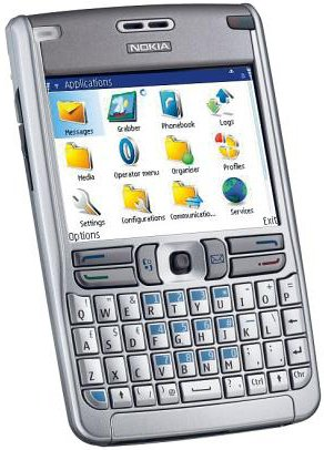 Sigillu Secure Encrypted Phone: Nokia E61 version