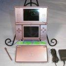 Nintendo DS Lite Metalic Rose