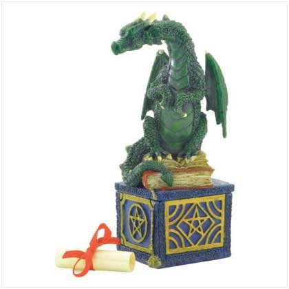 Dragon Wishing Box