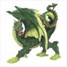 Emerald Dragon Figurine