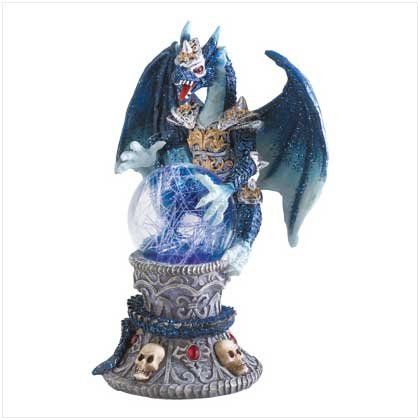 Color-Change Dragon Figurine